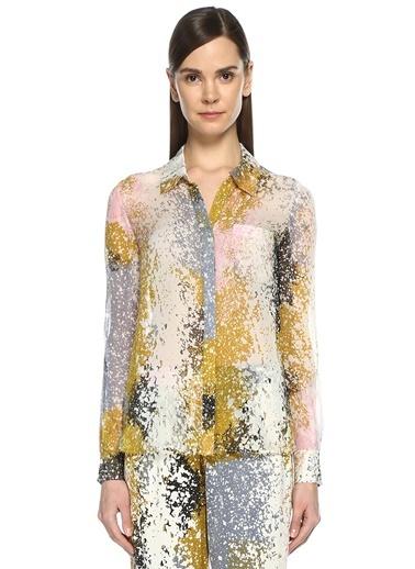 Gömlek-Diane Von Furstenberg